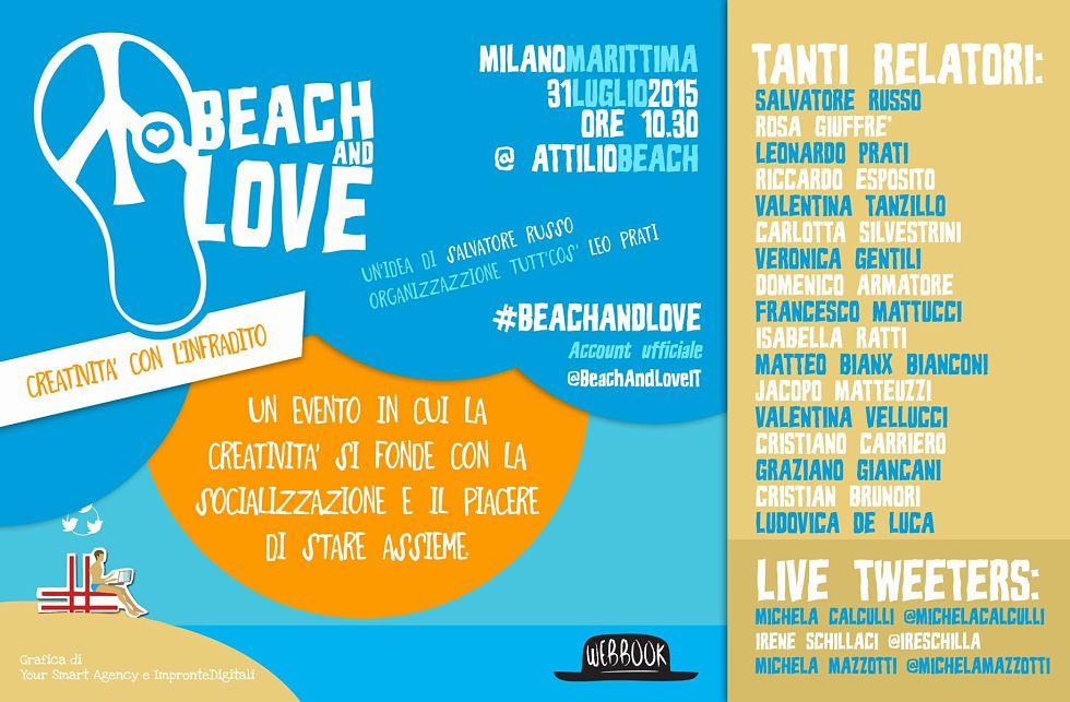 Le cose che ho imparato al Beach & Love