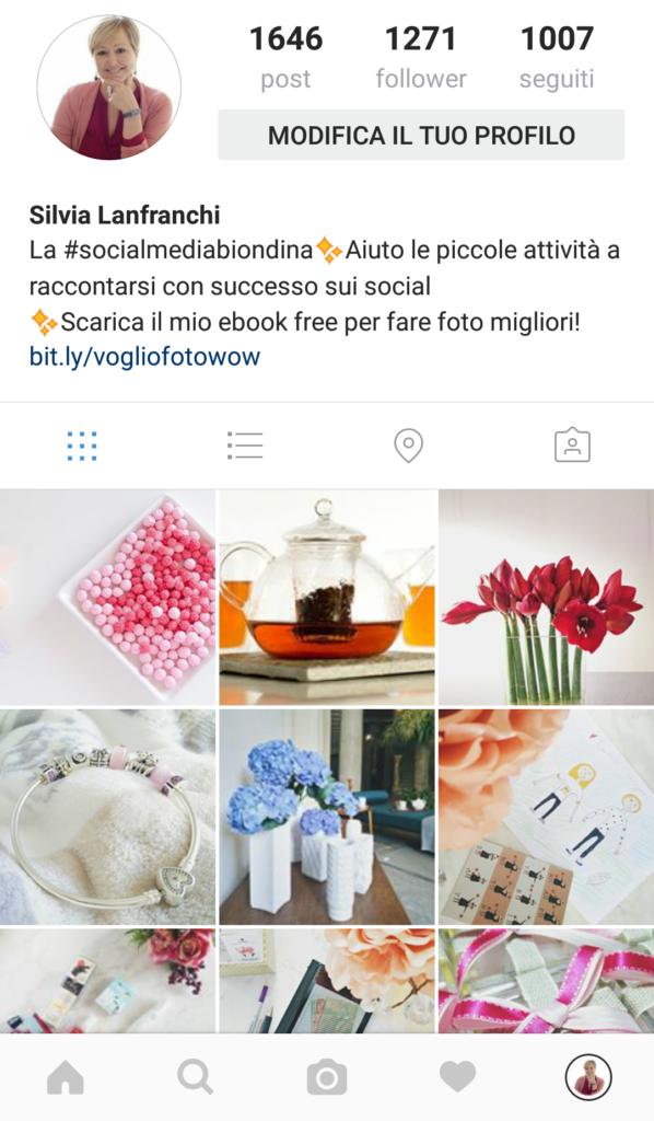 @silvialanfry su instagram