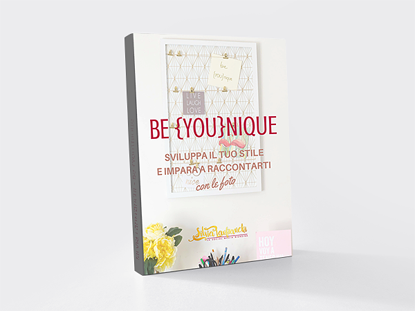 Be {YOU}nique corso in pdf
