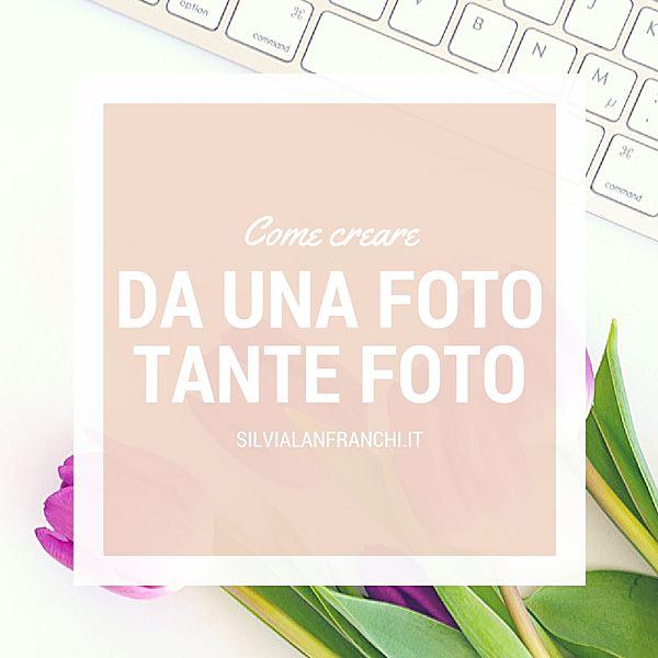 Foto stock quadrata titolo post blog