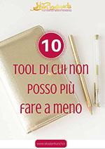 10 tool indispensabili