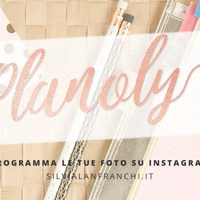 Programma le tue foto su Instagram con Planoly