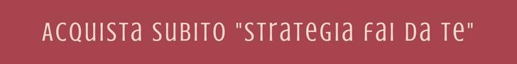 pulsante strategia fai da te