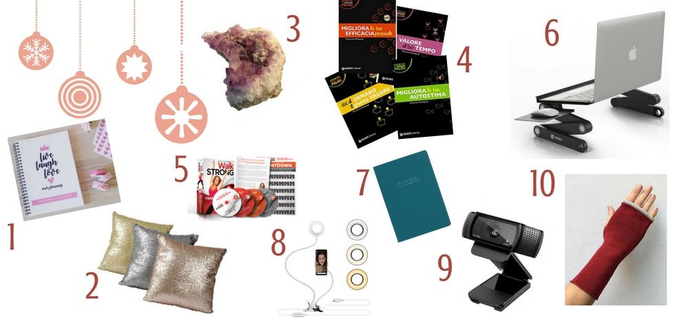10 idee regalo per natale per freelance e imprenditrici