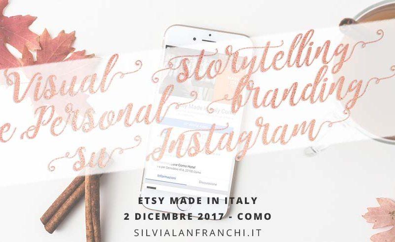 Visual Storytelling e personal branding su Instagram: come raccontare storie uniche con le tue immagini