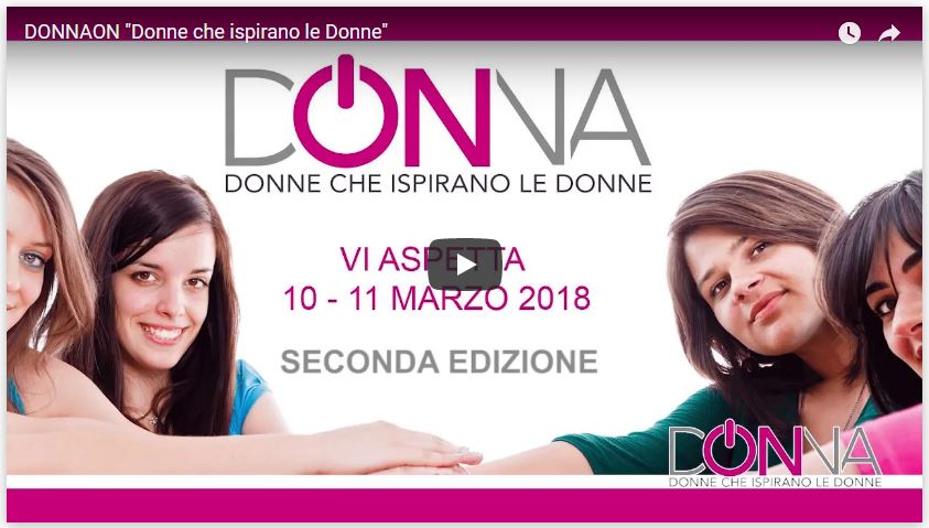 video presentazione donna on