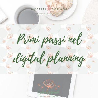 Primi passi nel digital planning [MC #14]